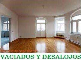 Recogida de muebles y vaciados de pisos recogida de for Centro reto oviedo muebles