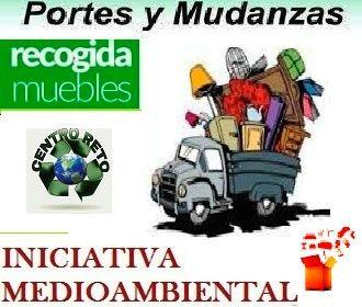 Recogida gratuita de muebles en barcelona