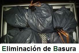 Limpieza recogida de basura