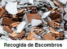 Limpieza y retirada de Escombros