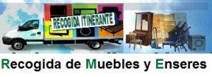 VACIADOS,RECOGIDA DE MUEBLES Y ENSERES, MUDANZAS, REFORMAS - copia