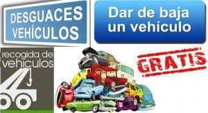 Recogida de vehiculos para desguace